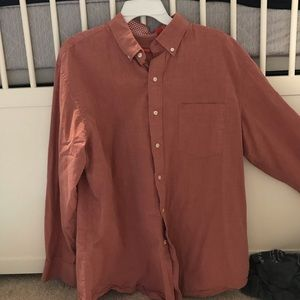 90's izod dad shirt retro fit
